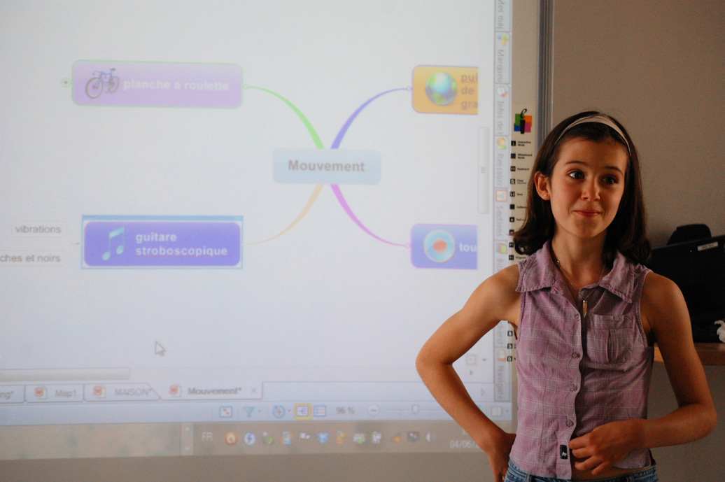 Formation Mind Mapping Enfant (Paris)